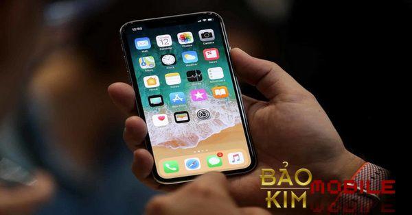 Sửa iPhone bị đơ cảm ứng, hoặc bị liệt không cảm ứng được