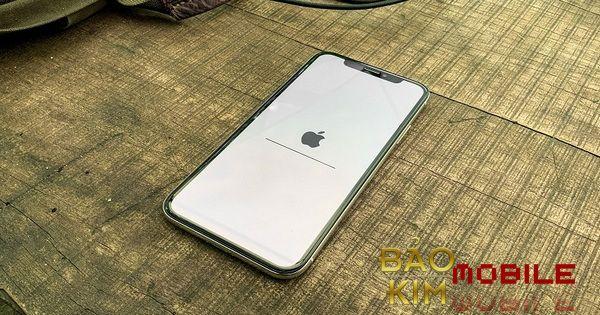 Sửa iPhone X bị treo táo ngay tại nhà đơn giản và dễ dàng nhất!