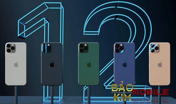 Thay cảm ứng iPhone 12, 12 Pro Max, 12 Mini Chính hãng