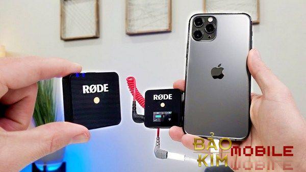 Thay Mic iPhone 11 Pro, 11 Pro Max tại Hà Nội