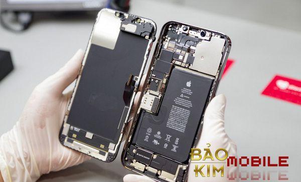 thay pin iphone 12, 12 pro, 12 pro max