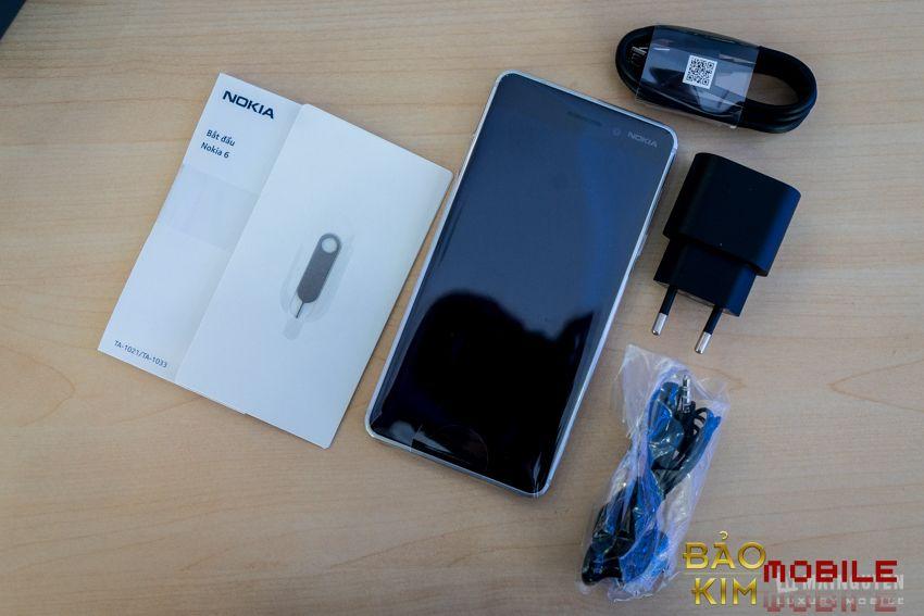 Thay loa Nokia 6