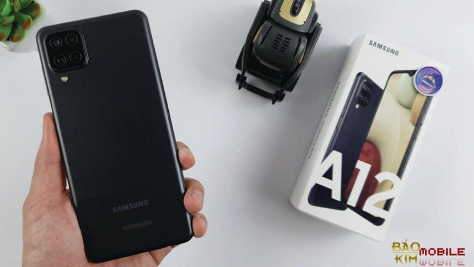 Thay loa Samsung Galaxy A12