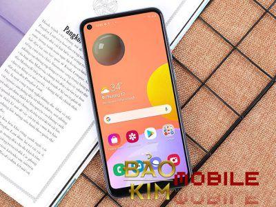 Thay màn hình Samsung Galaxy A11