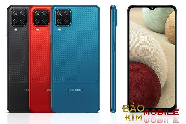 Tahy mặt kính Samsung A12 Chính hãng