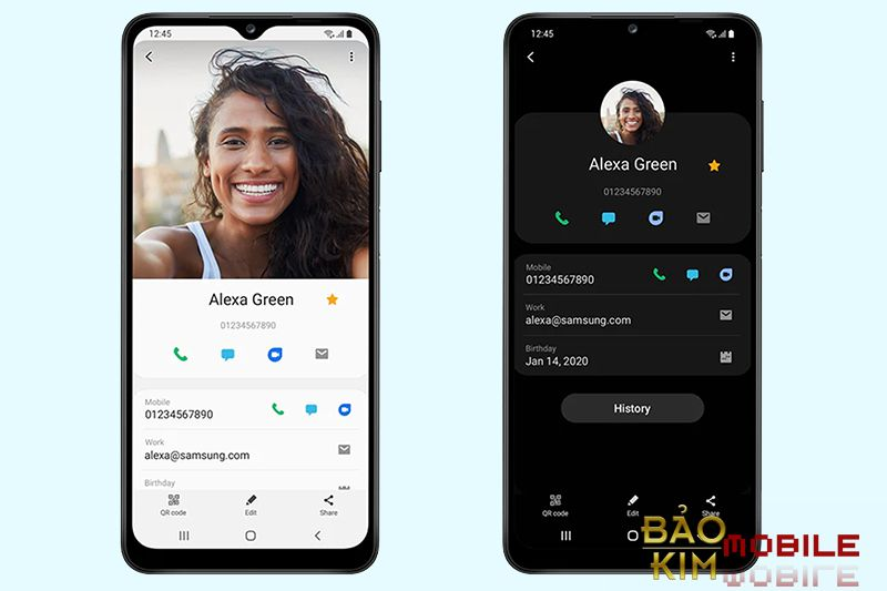 Thay màn hình Samsung Galaxy A12
