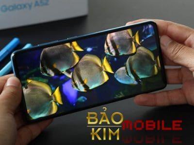 Thay mặt kính Samsung A52 chính hãng