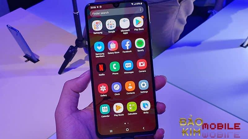 Thay pin Samsung A70 Chính Hãng