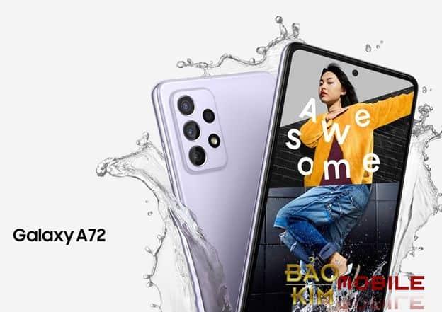 Thay loa, Mic Samsung A52, A72