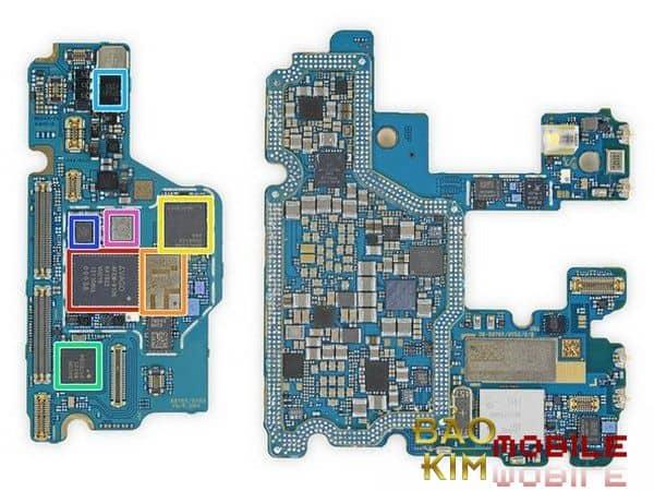 Thay Main Samsung Note 10 Plus