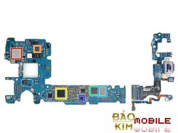 Thay Main Samsung S9, S9 Plus