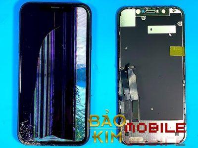 Quy trình thay thế màn hình iphone 11 tại Bảo Kim Mobile