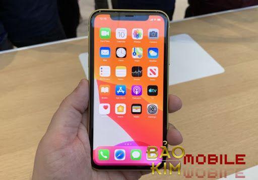 Thay màn hình iPhone 11, 11 Pro Max