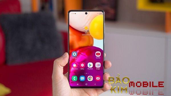 Dịch vụ thay màn hình Samsung A72 uy tín - chất lượng tại Hà Nội