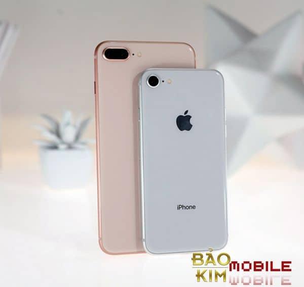 Thay kính lưng iPhone 8, 8 Plus