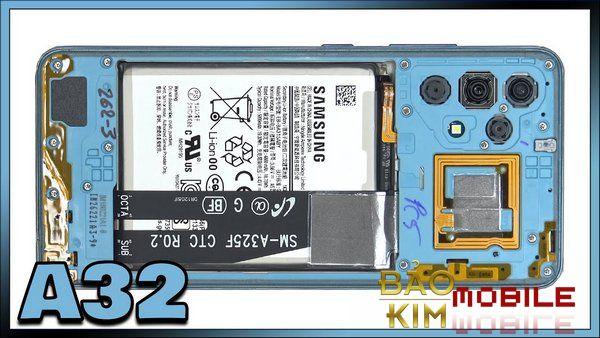 Thay Pin Samsung A32