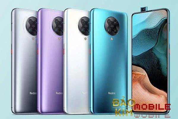 Thay mặt kính Xiaomi K30, K30 Pro