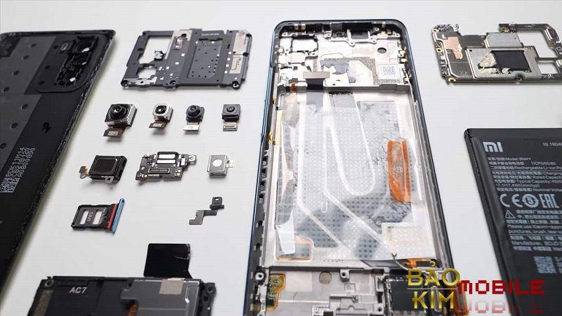 Dijhc vụ thay chân sạc Xiaomi K40 giá rẻ