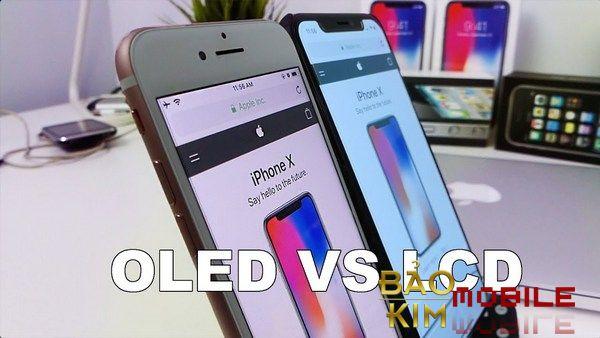 Màn hình iPhone X, Xs Max có mấy loại?