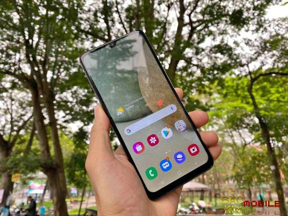 Sửa Samsung A12 không lên nguồn