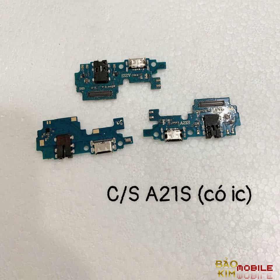 Thay chân sạc Samsung A21s