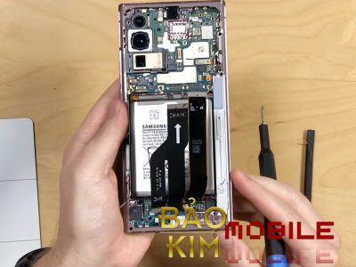 Thay chân sạc Samsung Note 20, Note 20 Ultra