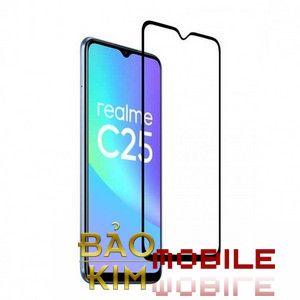Thay ép mặt kính Realme C25