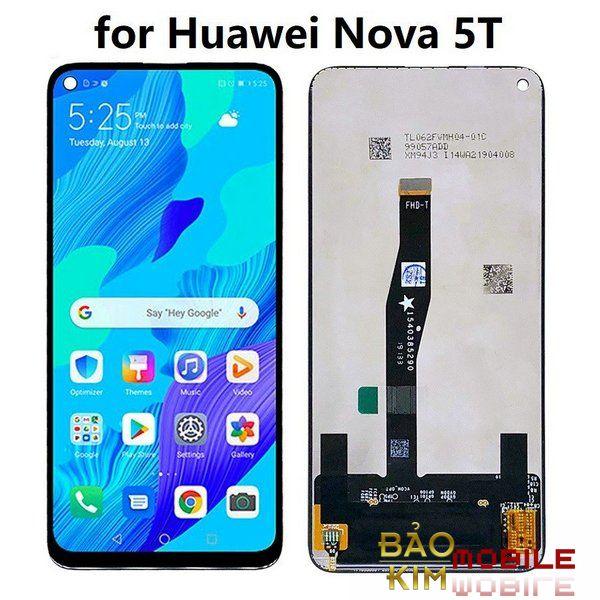 Thay mặt kính Huawei Nova 5T