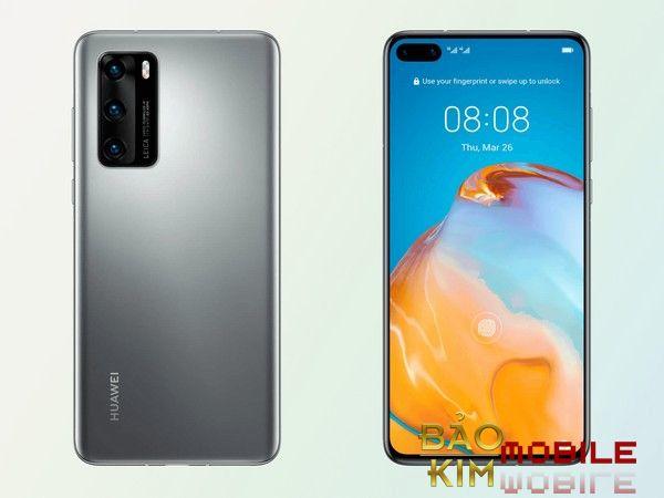 Thay mặt kính Huawei P40, P40 Pro+