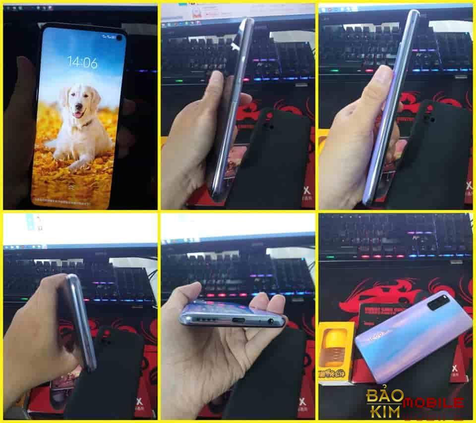 Hình ảnh Thay màn hình Realme 6, 6I, 6 Pro Max chính hãng
