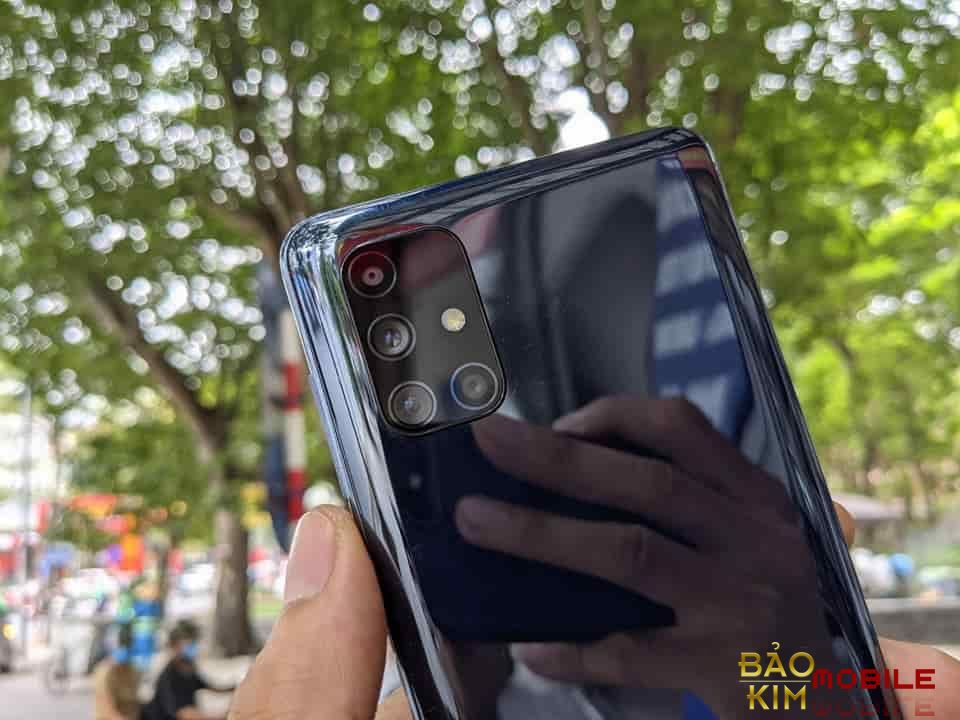 Hình ảnh Thay màn hình Samsung M51 chính hãng