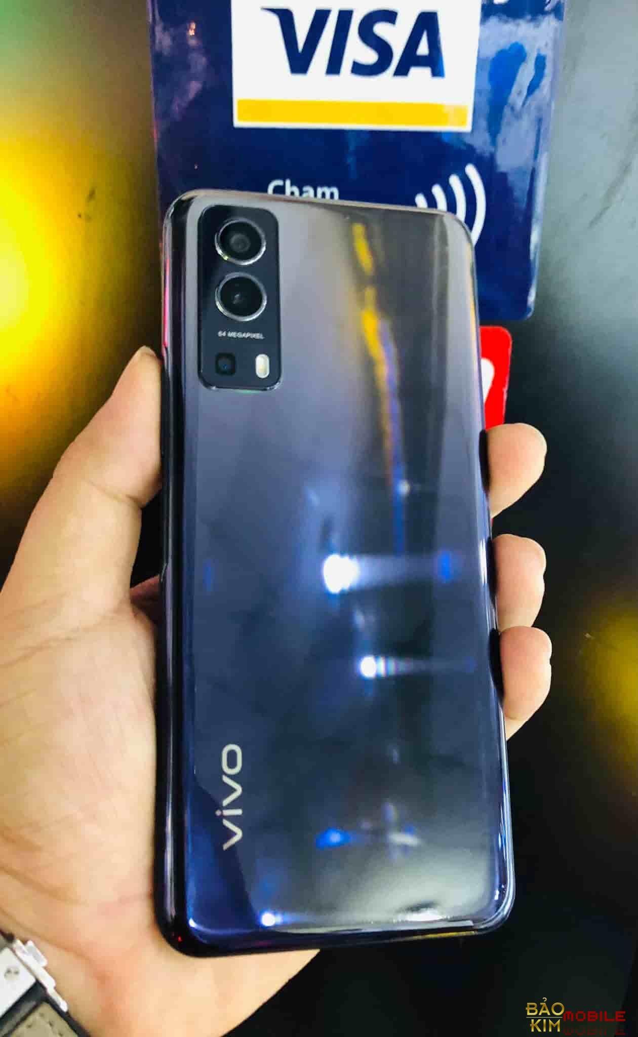 Hình ảnh thay màn hình Vivo Y72