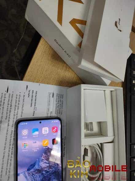 Hình ảnh Thay màn hình Xiaomi K40 K40 Pro chính hãng