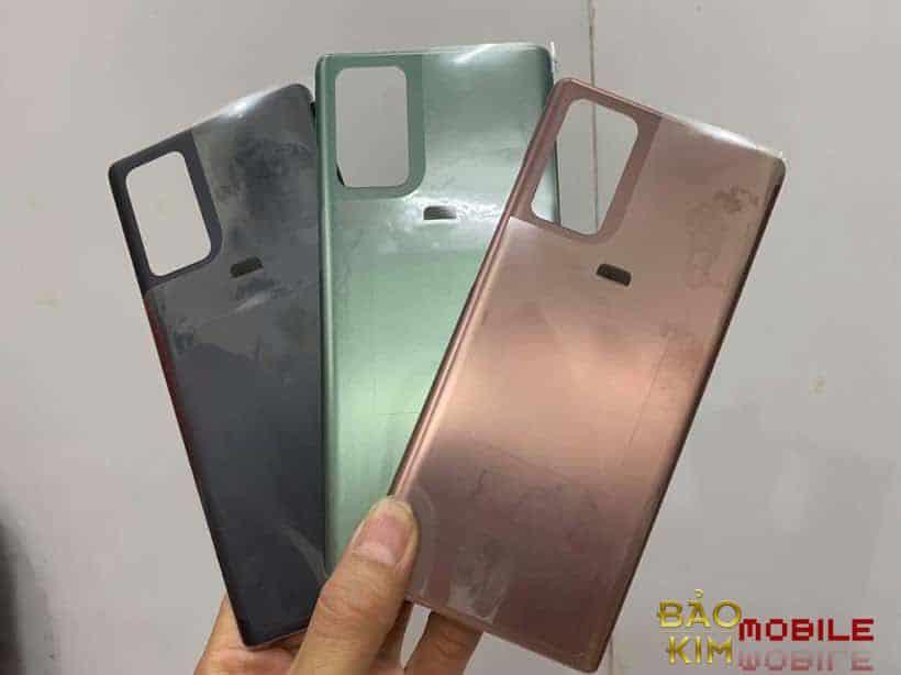 Hình ảnh Thay nắp lưng Samsung Note 20 Ultra