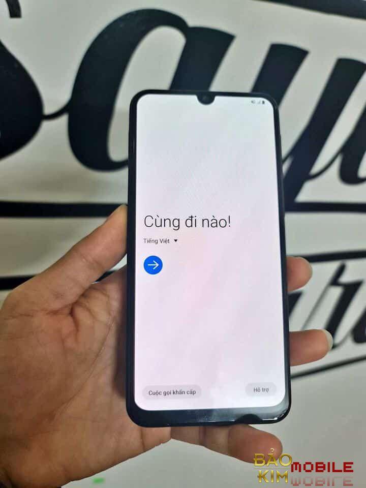 Sửa Samsung M31 không lên nguồn