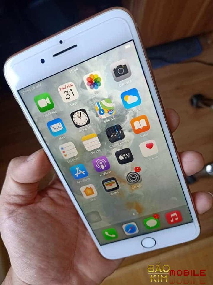 Thay IC cảm ứng iPhone 8, 8 Plus chính hãng