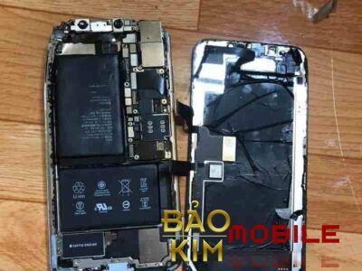Thay IC cảm ứng iphone X, XS Max chính hãng