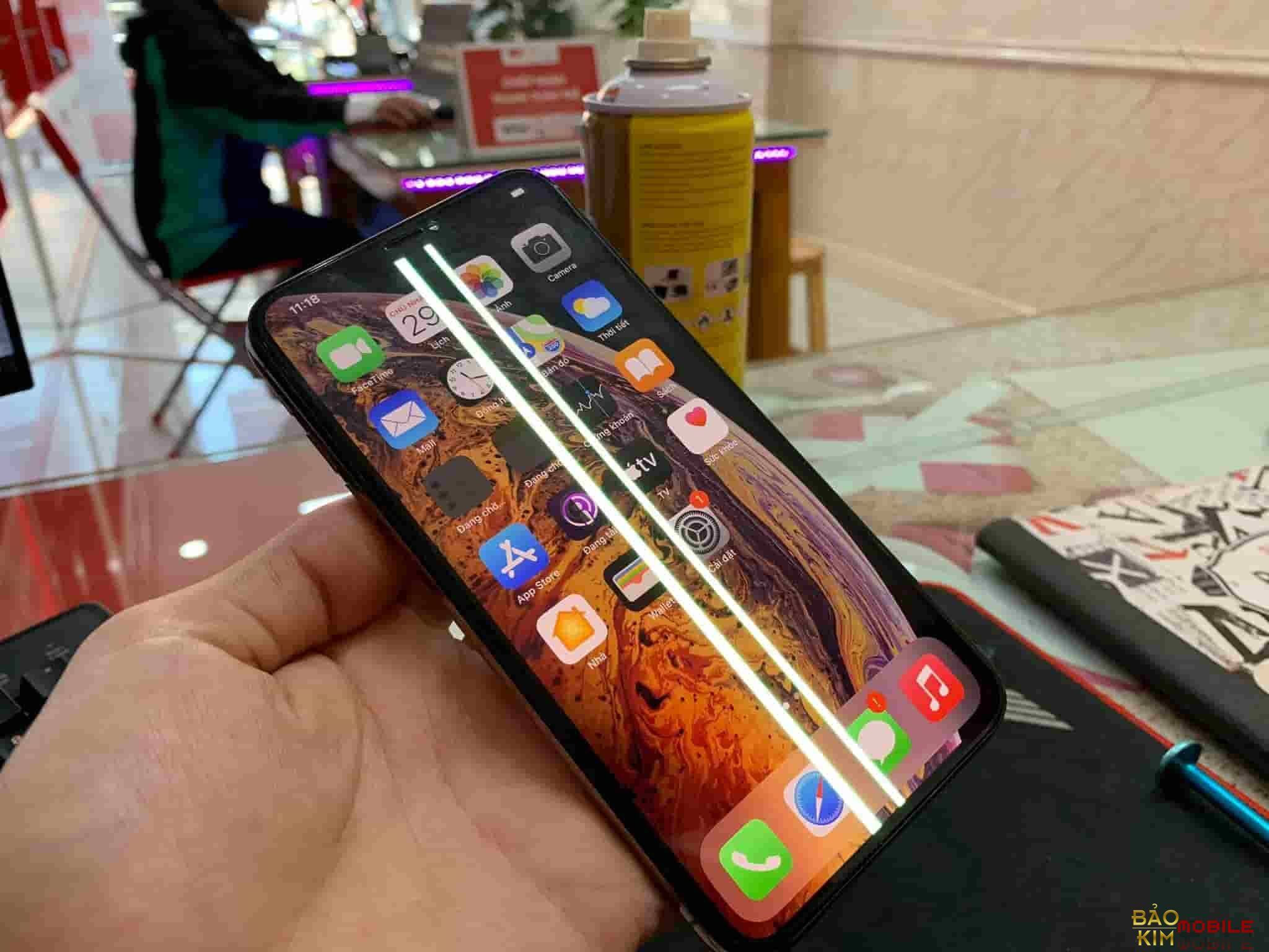 Sửa, thay IC nguồn iPhone 12, 12 Pro Max mất nguồn