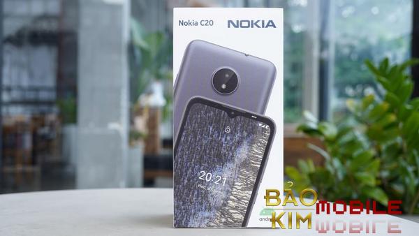 Thay màn hình Nokia C20