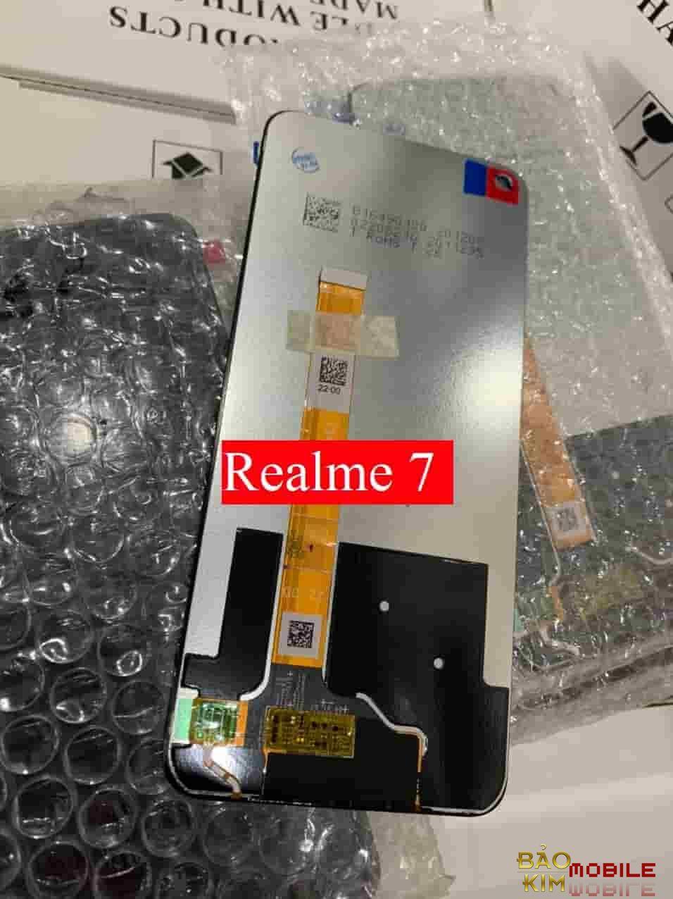 Thay màn hình Realme 7, 7i, 7 Pro