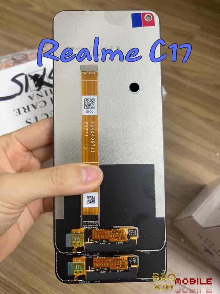 Thay màn hình Realme C17
