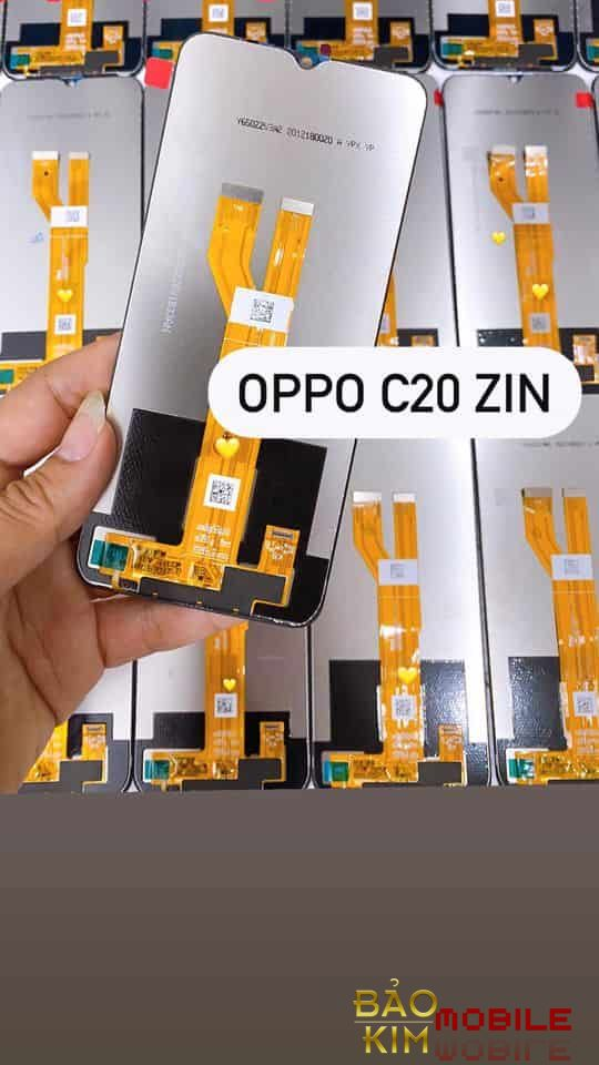 Thay màn hình Realme C20 chính hãng