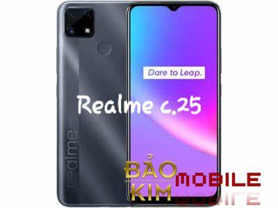 Thay màn hình Realme C25