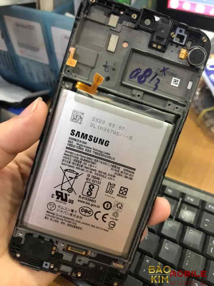 Thay màn hình Samsung M31