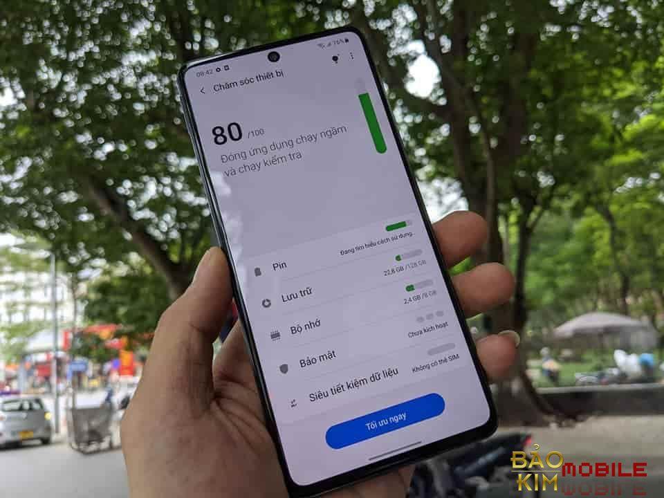 Thay màn hình Samsung M51