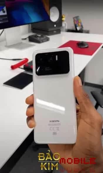 Thay màn hình Xiaomi Mi 11, Mi 11 Ultra chính hãng