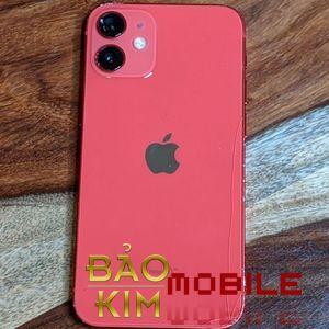 Thay mặt kính lưng iPhone 12 Mini