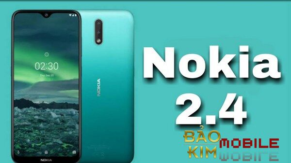 Thay mặt kính Nokia 2.4