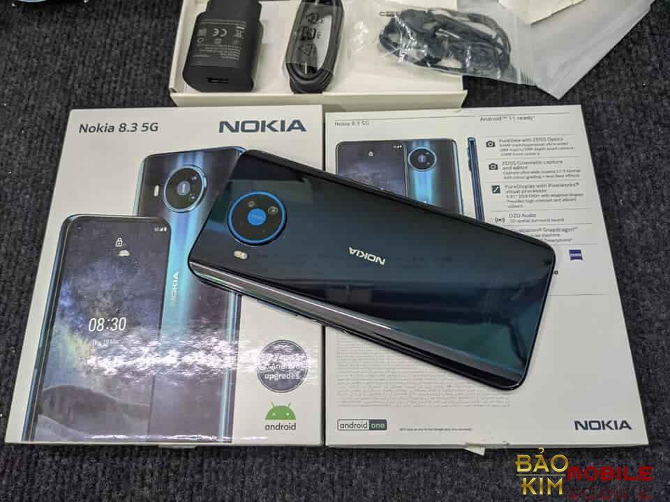 Thay mặt kính Nokia 8.3 giá rẻ