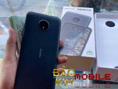Thay mặt kính Nokia C20, C20 Plus